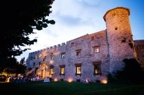 места для свадьбы в италии, замок для свадьбы в италии