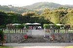 официальная церемония на вилле в италии
