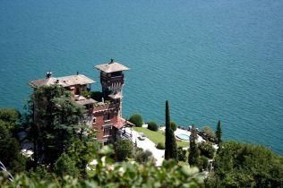 свадьба на озере в италии