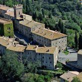 замок в тоскане, места для свадьбы в италии