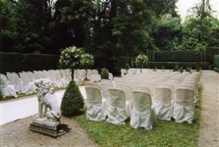 официальная церемония в тоскане
