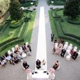 церемония в замке в италии, места для свадьбы в италии