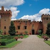места для свадьбы в италии, церемония в замке в италии