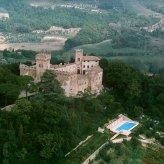 замок в тоскане, места для свадьбы в тоскане
