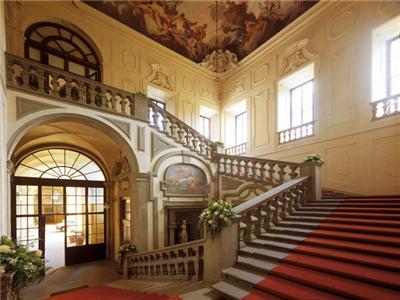 Дворец в центре Флоренции