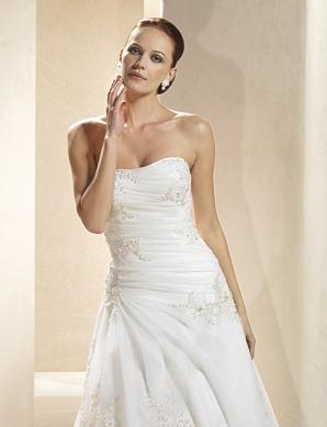 Свадебное платье от Eddy K.