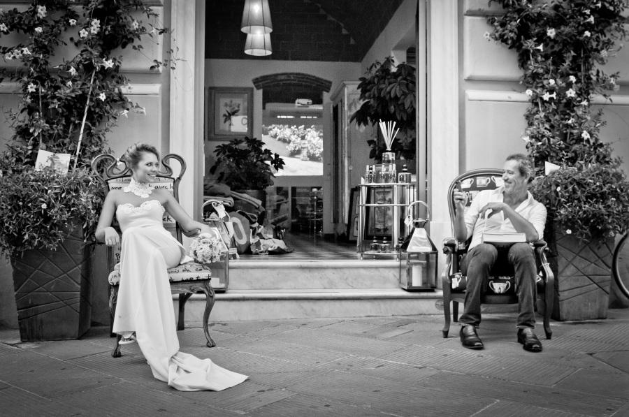 Свадьба в Пьетрасанта / Wedding in Pietrasanta