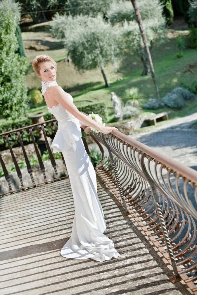 Свадьба в Италии на вилле