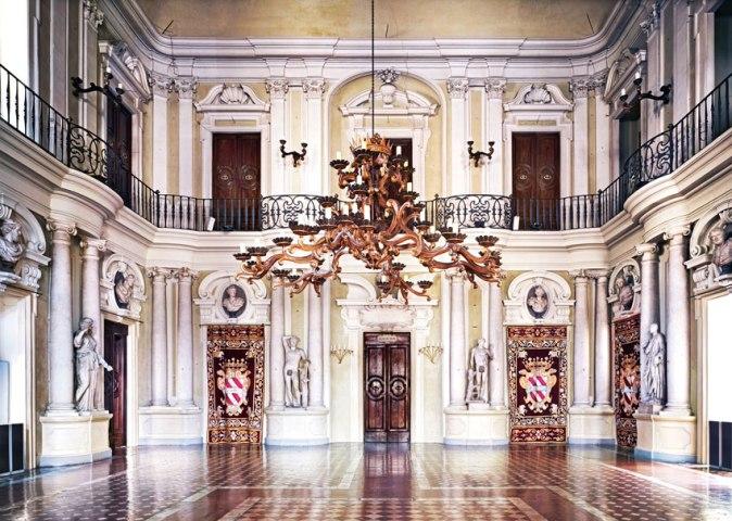 Дворец К. на берегу Арно во Флоренции