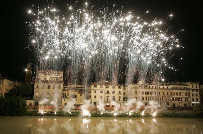 Дворец во Флоренции для свадьбы