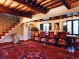 Большой зал в вилле