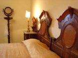 Одна из спальных комнат