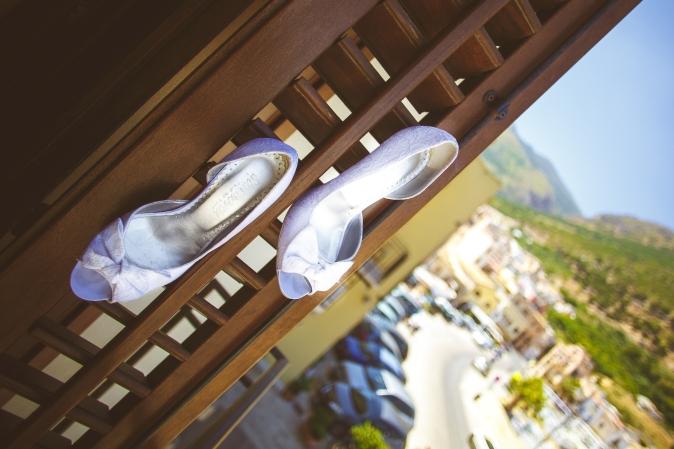 Свадьба на Сицилии. Туфли невесты / Wedding in Sicily. Bridal lace shoes