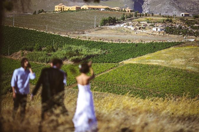 Свадьба на Сицилии. Фотосессия / Wedding in Sicily. Photoshooting