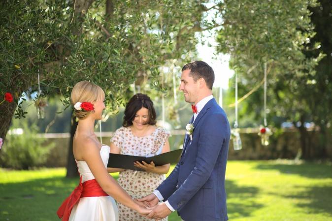 Свадьба в Апулии. Церемониймейстер в Италии / Wedding in Puglia. Wedding celebrant in Italy
