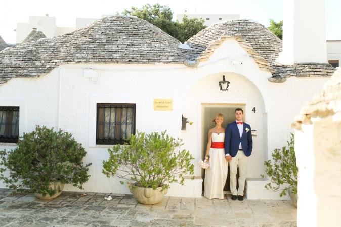 Свадьба в Апулии. Фотосессия в Альберобелло. / Wedding in Puglia. Photoshooting in Alberobello
