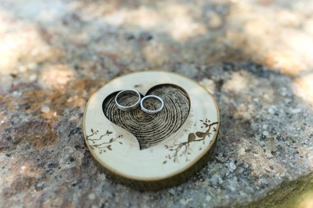 Свадьба в Апулии. Подставка для колец / Wedding in Puglia. Wedding rings plate ideas
