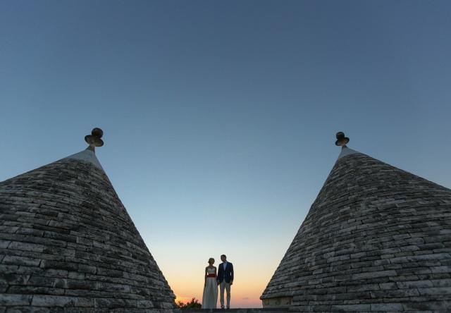 Свадьба в Апулии. Место для проведения свадьбы. / Wedding in Puglia. Wedding venue
