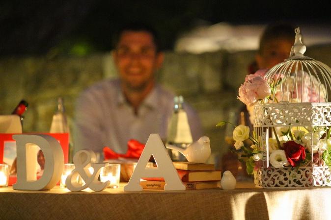 Свадьба в Апулии. Идеи декора свадебного стола / Wedding in Puglia. Wedding table decor ideas