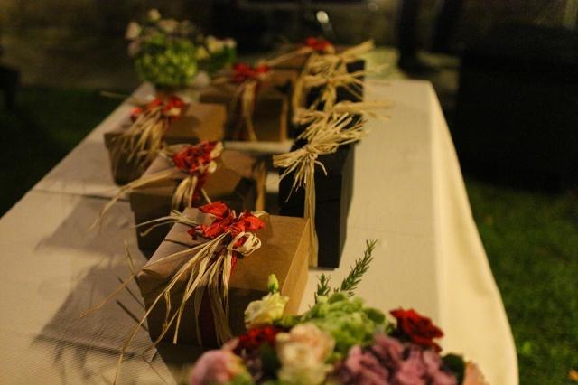 Свадьба в Апулии. Подарки для гостей на свадьбу. / Wedding in Puglia. Wedding favours