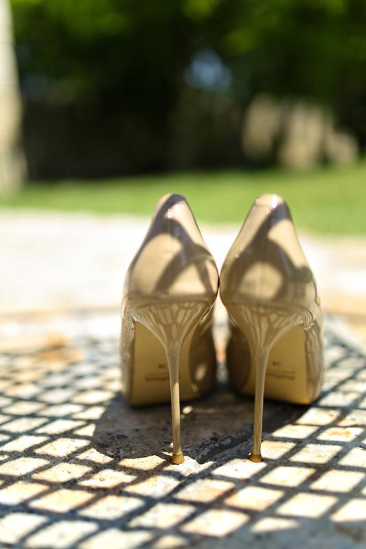 Свадьба в Апулии. Туфли невесты / Wedding in Puglia. Bridal shoes
