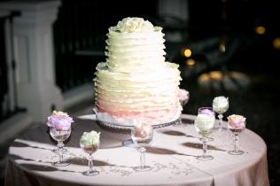 Свадебный торт. Свадьба в Италии