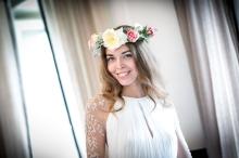 Свадебное платье. Свадьба в Италии. Свадьба на озере Комо