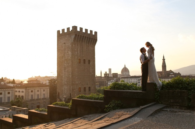 Wedding in Florence.