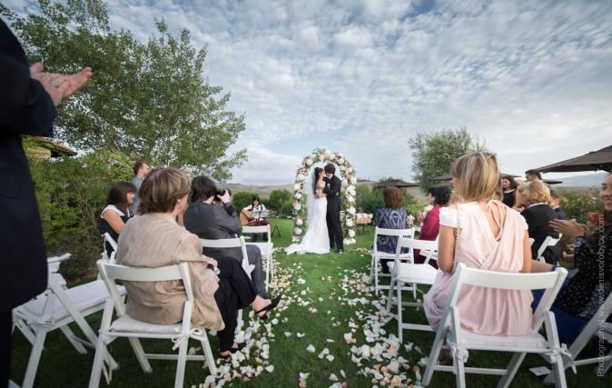 Свадьба в Тоскане. Символическая церемония / Wedding in Tuscany. Humanist ceremony in Tuscany