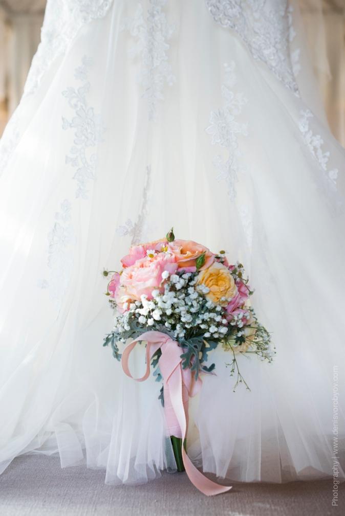 Свадьба в Тоскане. Букет невесты / Wedding in Tuscany. Wedding bouquet