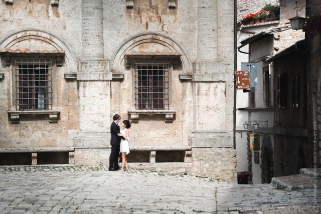 Свадьба в Тоскане. Фотосессия в Тоскане / Wedding in Tuscany. Photoshooting in Tuscany