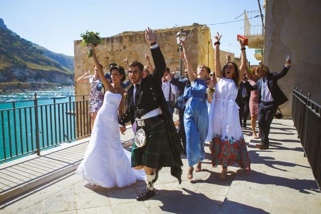 wedding in sicily, wedding planner in italy