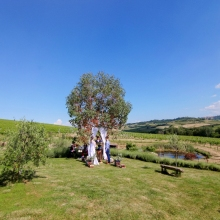 Свадьба в Тоскане. Место для свадьбы / Wedding in Tuscany. Wedding venue