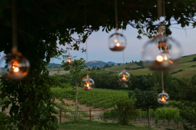 Wedding in Tuscany - wedding decor ideas