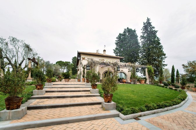 Wedding in Tuscany. Tenuta Corbinaia