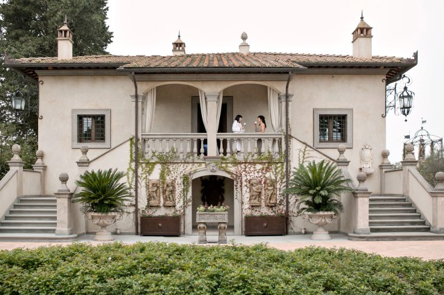 Villa Corbinaia Wedding in Tuscany
