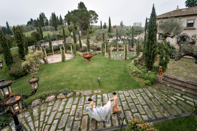Getting married in Italy at Tenuta Corbinaia