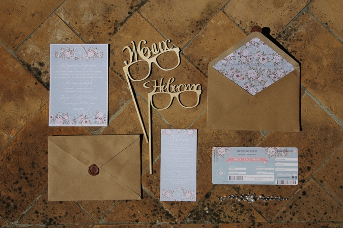 wedding stationary ideas wedding in tuscany