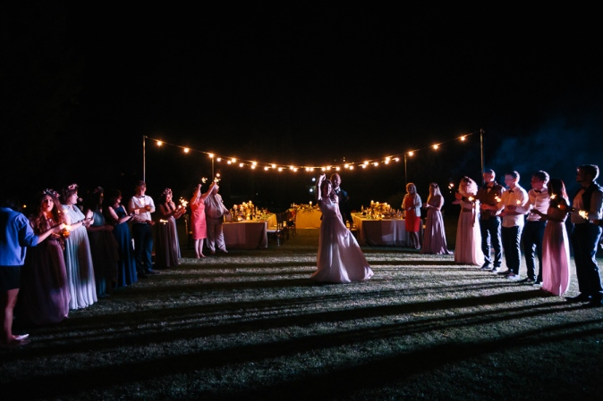 wedding in tuscany first dance ideas