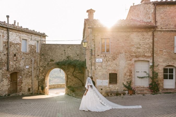 Catholic ceremony in Italy wedding in Tuscany