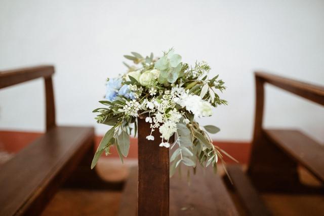 Свадьба в Тоскане. Декорации для церемонии. / Wedding in Tuscany. Ceremony flower decor ideas