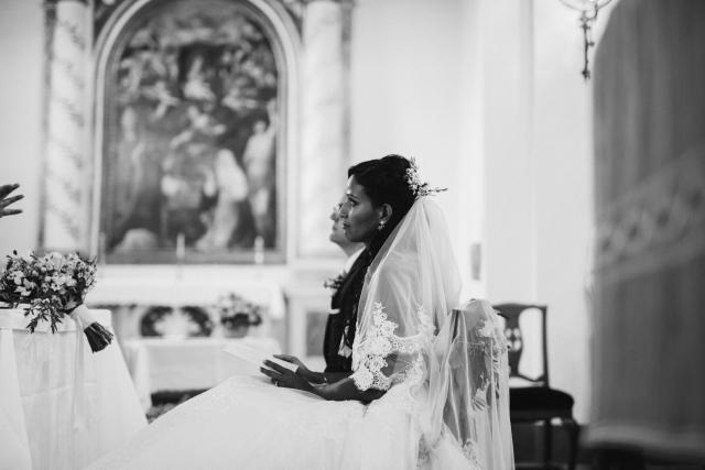 Католическая церемония в Италии / Catholic ceremony in Italy