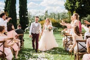 Wedding in Umbria / Свадьба в Умбрии