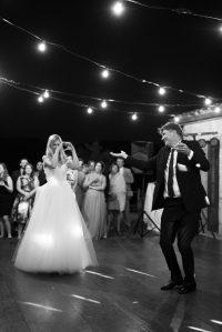 bride and dad dance