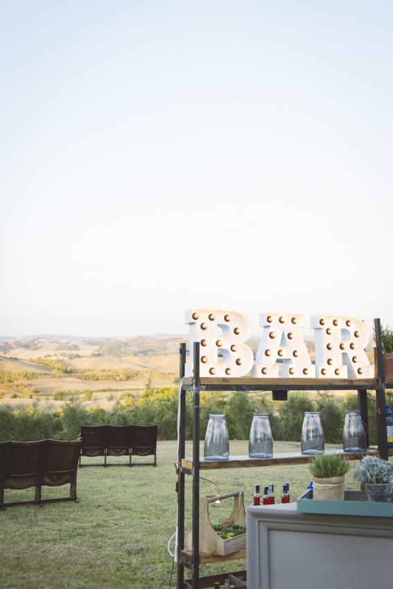 Wedding Open Bar ideas