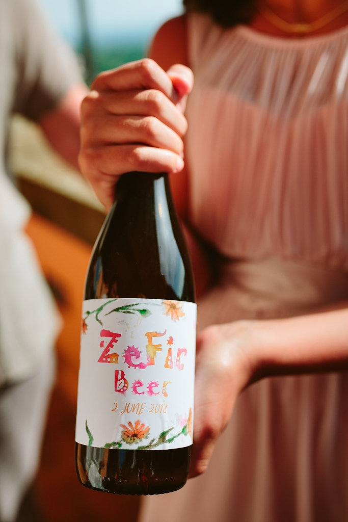 wedding in italy craft beer