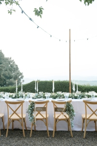 wedding dinner table ideas