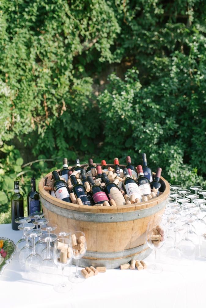 wedding at villa la foce tuscan wines