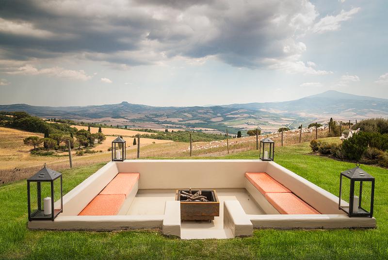 family retreat in tuscany