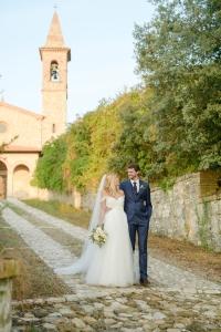 wedding ceremony in italy